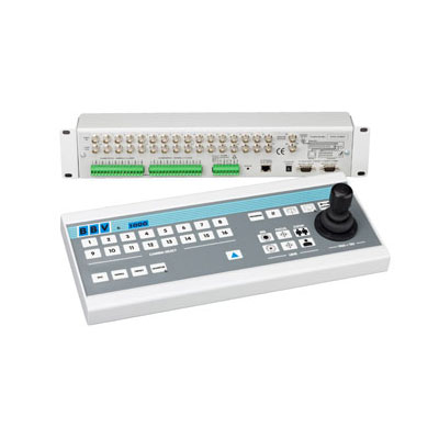 BBV TX1000/8A/DC/MK2 8 input / 2 output telemetry TX and DV variable speed