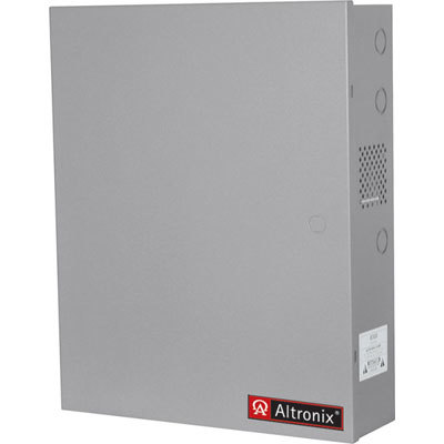 Altronix BC600G UL Recognized NEMA 1 Rated Power Supply/battery Enclosure