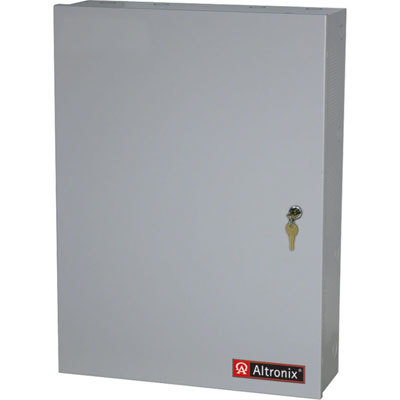 Altronix BC800 UL Recognized NEMA 1 Rated Power Supply/battery Enclosure