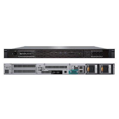 BCDVideo BCD102SD-PLVS Pro-Lite 2-Bay Rackmount Video Recording Server