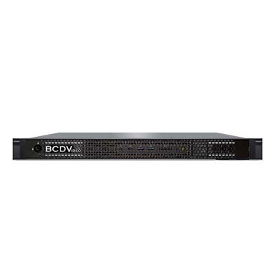 BCDVideo BCD102SD-PWS Professional 1U 2-Bay Rackmount Video Workstation