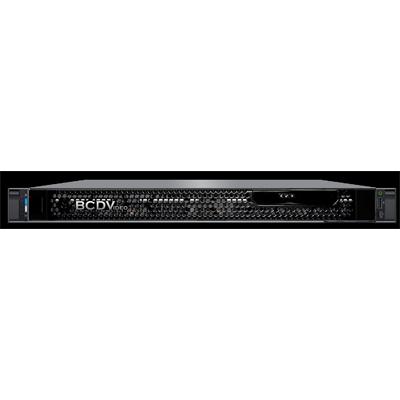 BCDVideo BCD104-MVR-M 1U 4-Bay Rackmount Milestone Management Server