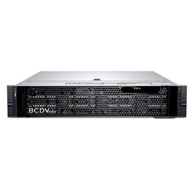 BCDVideo BCD208-EVS 2U 8-Bay Rackmount Video Recording Server