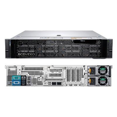 BCDVideo BCD208-EWS Enterprise 2U 8-Bay Rackmount Video Workstation