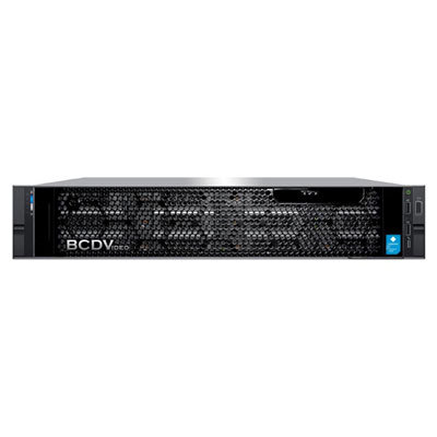 BCDVideo BCD214-MVR-P Professional 2U 14-Bay Rackmount Server