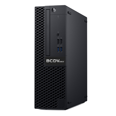 BCDVideo BCDSF01-MVR-EL Entry Level Small Form Factor Milestone Appliance