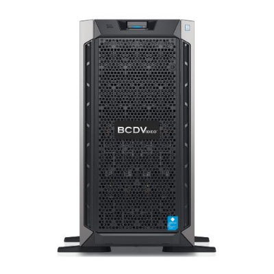 BCDVideo BCDT08-MVR-P professional 8-bay tower server
