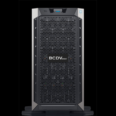 BCDVideo BCDT08-MVR-PL Pro-Lite 8-Bay Tower Milestone Appliance