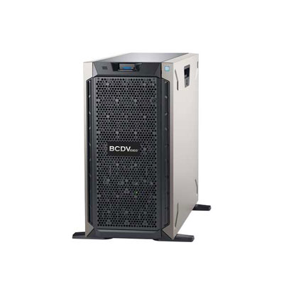 BCDVideo BCDT08-PLVS 8-bay tower video recording server