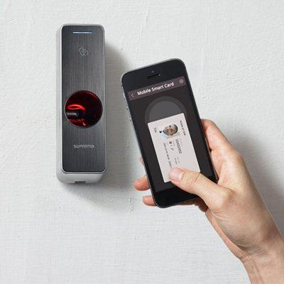 Suprema BioStar 2 Mobile Card - Secure Mobile Credential App