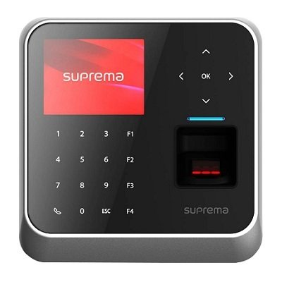 Suprema BS2-OEPW Fingerprint IP Access terminal
