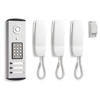 Bell Systems BL106-3 3-way Bellini combined audio and coded access system