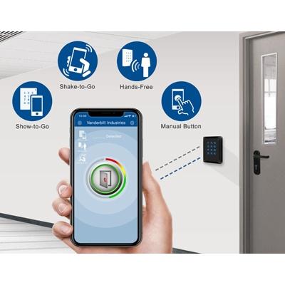 Vanderbilt Bluetooth Low Energy readers