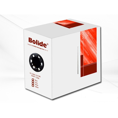 Bolide BP0033-CAT6-CMP 1000ft twisted pair networking cable