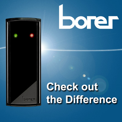 Borer introduces FUSION Access Control using PoE TCP/IP over existing traditional legacy systems