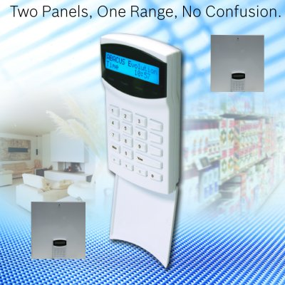 New Abacus Evolution alarm panel enhances security and removes headache of EN compliance