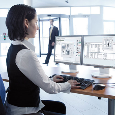 Bosch Access Professional Edition 3.0 software for access control and security management