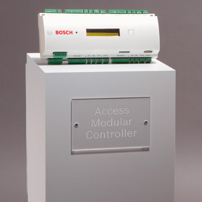 A single and flexible platform for access control solutions of any size