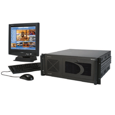 Bosch DB24C4100R2 digital video recorder with web-browser remote access and viewing