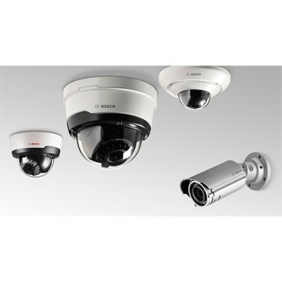 Everyday surveillance: Bosch IP 5000 family cameras
