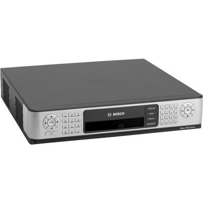 Bosch DNR-754-16B200 - 750 Series Digital network HD recorder, DVD, 2 GigE, 16 CH, 2 TB