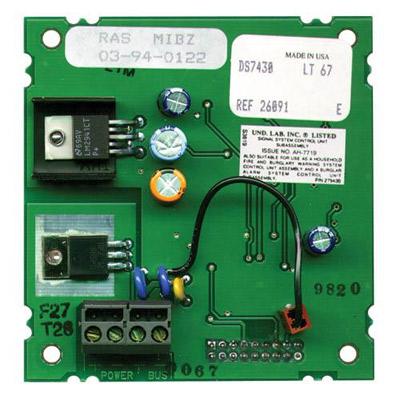 Bosch DS7430 Intruder alarm system control panel