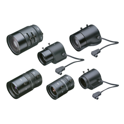 Bosch LTC 3764/20 IR-Corrected zoom and varifocal lenses with 1/2-inch formats