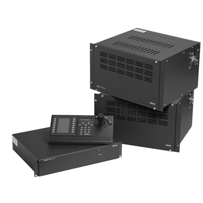 Bosch LTC 8945/92 programmed 12-port backup LAN