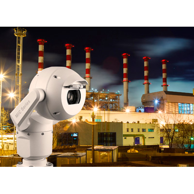 Bosch MIC IP 7000 HD series presents IP video surveillance built to resist practically anything