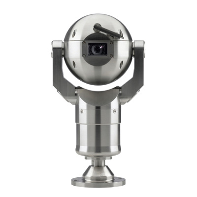Bosch MIC400STSCW13536P MIC 400 series stainless steel 36x zoom PTZ dome camera