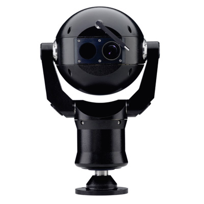 Bosch MIC412TFWUW13636P thermal imaging dome camera with 36x zoom