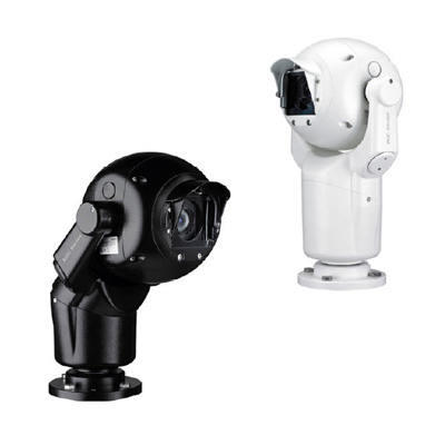 Bosch MIC500-ALB18P day/night dome camera with 18x zoom