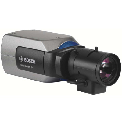 Bosch NBN-498-12P IP camera with privacy masking and 1/3 inch chip
