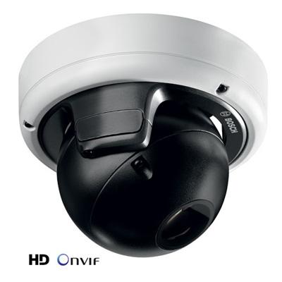Bosch NDN-832V03-P - FlexiDomeHD 1/2.7-inch CMOS, IP Dome Camera, 1080p HD, Motion +, 3.8 ~ 13 mm lens