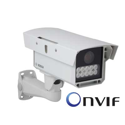 Bosch NER-L2R2-2 day/night IP NTSC licence plate camera
