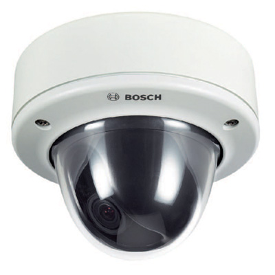 Bosch VDC-455V03-10S dome camera with IP66 protection