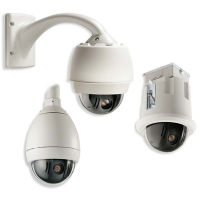Bosch VG5-713-CCE2 IP in-ceiling true day / night dome camera