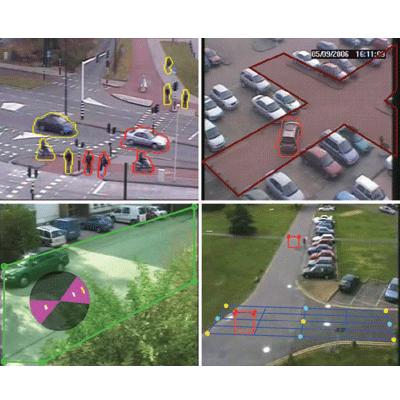 Bosch VIP-X1600-FS1 CCTV software with intelligent digital video motion detector