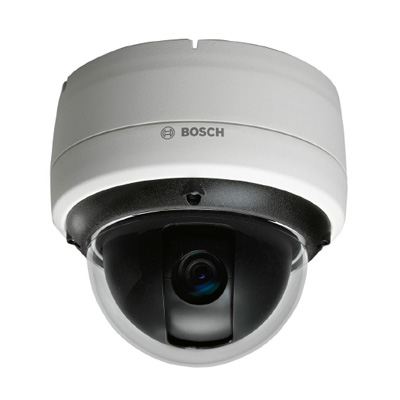 Bosch VJR-811-ICCV charcoal network camera with clear dome