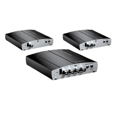 Bosch VJT-X10SN video encoder with high-quality MPEG.4 video over IP, H.264 baseline profile encoding