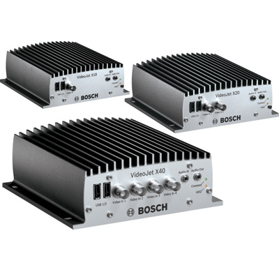 Bosch VJT-X40S-H008 encoder with 4 inputs