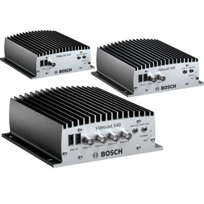 Bosch VJT-X40S encoder with 4 inputs
