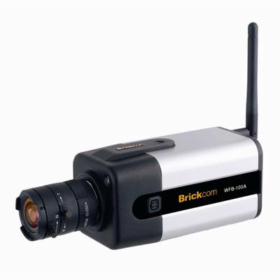 Brickcom FB-100Ae-20 IP camera with 4.2 mm focal length