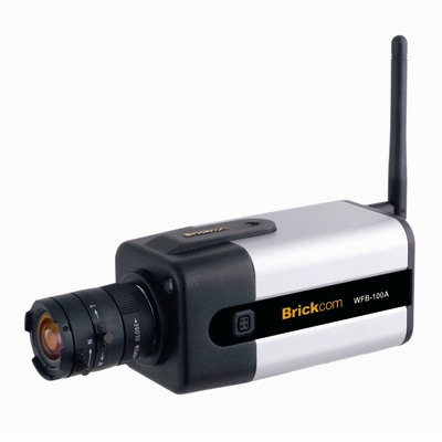 Brickcom Corp WFB-100Ae-21 3G ready dual stream IP camera