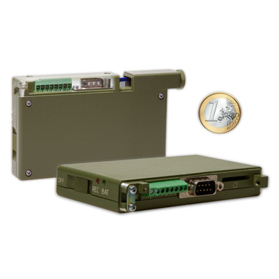 BWA Technology showcased the full DVR product range for mobile and peripheral use