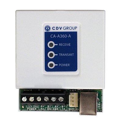 CDVI UK CAA-360USB RS232-RS485 conversion module