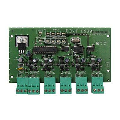CDVI UK CAA-370P RS485 Network Hub for star configuration