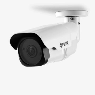 FLIR Systems CB-5222-21 ioi HD IP Bullet Analytics Camera (7-22mm)
