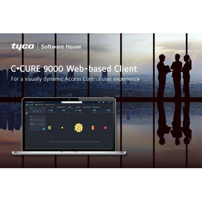 Software House C•CURE 9000