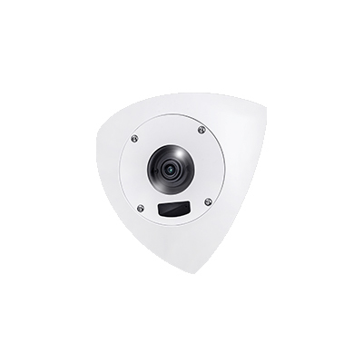 VIVOTEK CD8371-HNVF2 vandal-proof network camera specifically designed for prisons and correctional facilities